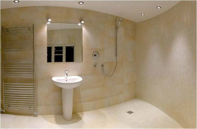 Handicap accessible shower stalls the importance of good - Disabled shower room ...